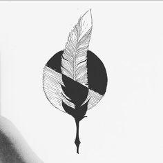 Vista la svolta Black and White di Instagram, mi pareva simpatico cominciare 'sta cosa.  Flavio  Se è in Bianco e Nero e fatto a mano, finisce qui.  #blackandwhite #tattoo #ink #follow #followme #follow4follow #vsco #vscocam #igers #igersoftheday #photooftheday #picoftheday #artfido @artfido @blacktattooing