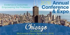 2016 AOTA's Annual Conference & Expo. Join us in Chicago from April 7 to 10.