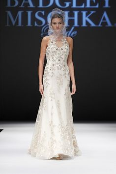 Badgley Mischka Spring 2015 Bridal Collection - Official Website