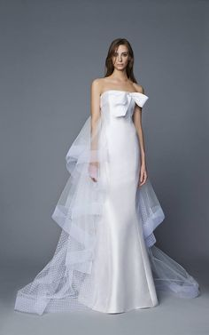 Flying Away - Antonio Riva Bridal Collection Modest Wedding Dresses, Bridal Dresses, Wedding Gowns, Wedding Attire, Ball Dresses, Ball Gowns, Beautiful Gowns, Bridal Collection, Spring Collection