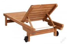Lehátko - dřevěný zahradní nábytek z THERMOWOOD (6893117124) - Aukro - největší obchodní portál