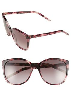21284461df8c8 56mm Butterfly Sunglasses Pink Sunglasses