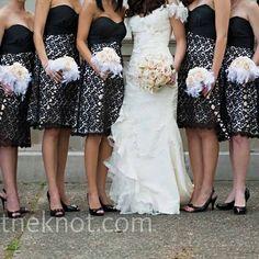 PERFECT bridesmaid dresses!!
