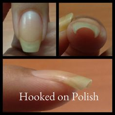 loodie loodie loodie: Proof is in the pudding Nails News, Curved Nails, Manicure Tips, Healthy Nails, Health And Beauty Tips, Nail Tutorials, Nail File, Diy Makeup, Housewife