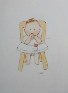 New baby cards Heather Tatum Cards. #etsy #folksy #new baby #cards #baby shower