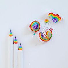Rainbow Pencils   Stationery   Duncan Shotton Design Studio     Duncan Shotton Design Studio – Portfolio & Online Shop