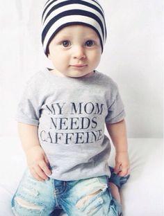My Mom Needs Caffeine.