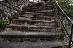 Going Up...HDR by ISEEISHOOT, via Flickr