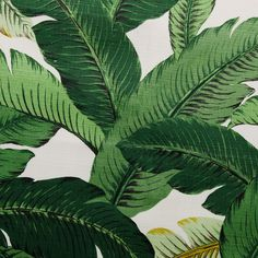 Tommy Bahama Outdoor Swaying Palms Aloe Fabric