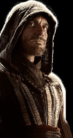 Michael as Aguilar in Assassin's Creed