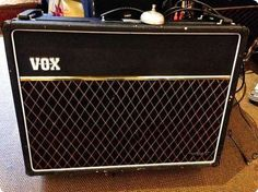 1964 Vox AC30 TB Top Boost. All original and in great condition.