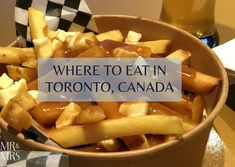 Where to eat in Toronto, Canada – 5 must-eat venues in the TO