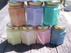 Set of 5 4 Oz Soy Candles Choose your Scents by SandyLandStudio, $20.00