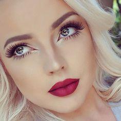 290 Imágenes de Maquillaje de Día, Noche, Fiesta, Natural, Rubias y Morenas | Información imágenes