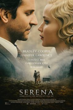 George and Serena Pemberton (Academy Award nominee Bradley Cooper and Academy Award winner Jennifer Lawrence), build a timber empire. Serena discovers George's past and their marriage begins to unravel. Romance Movies, Drama Movies, Jennifer Lawrence, Film Movie, Cinema Movies, Movie Theater, Peliculas Audio Latino Online, Films Netflix, Chick Flicks