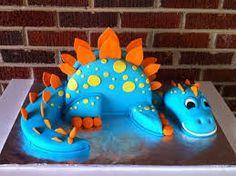 Image result for dinosaur cake template