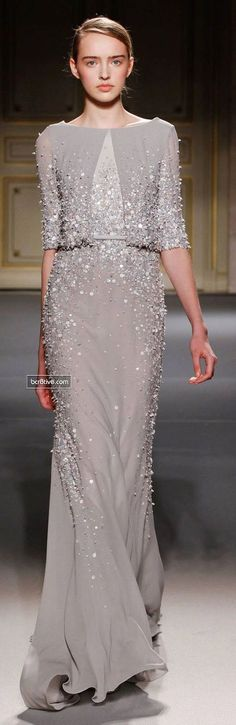 Georges Hobeika Couture Collection Spring 2013 Más
