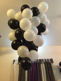 Balloon chandelier my decorations pinterest balloon chandelier balloon chandelier mozeypictures Choice Image