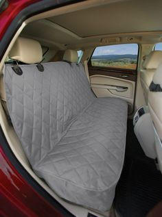 4Knines Car Seat Cover for Dogs - Fitted - Unconditional Lifetime Warranty >>> Click on the image for additional details.