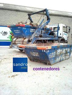 Contenedores #madrid