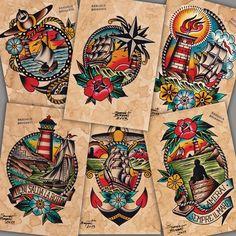 tattoo oldschool tapes: 999 изображений найдено в Яндекс.Картинках