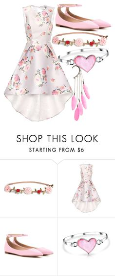Habibi..! by hibasheikh on Polyvore featuring Chi Chi, Gianvito Rossi, Bling Jewelry, Anni Jürgenson and H&M