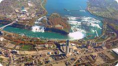 Niagara Falls  - http://earth66.com/aerial/niagara-falls/