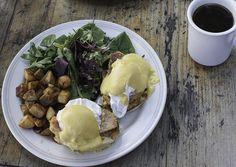 Eggs Benedict ($10.99) at Soho Bistro