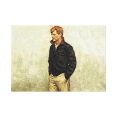Robert Francis Kennedy, by Aaron Shikler. The portrait hangs in the Justice Department.