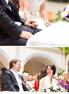 Hochzeit von Sonja und Frank im Schloss Ernegg Orange, Wedding Dresses, Fashion, Pictures, Getting Married, Bride Dresses, Moda, Bridal Gowns, Fashion Styles