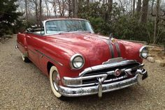 Hemmings Find of the Day – 1953 Pontiac Chieftain DeLuxe convertible | Hemmings Daily
