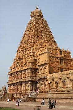 Brihadeeswarar Temple - India (von Arian Zwegers)