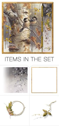 """""""Autumn Joy"""" by skpg ❤ liked on Polyvore featuring art"""