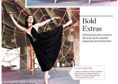 Style Spotlight: On Pointe – Holts Muse Ballet Bar, Holt Renfrew, New Launch, British Columbia, Statement Jewelry, Spotlight, Muse, Ballet Skirt, Dresses