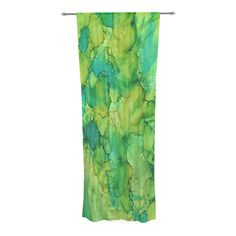 Kess InHouse Rosie Brown Touch of Blue Wall Tapestry 68 X 80