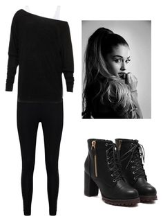 """""""Girl Meets Popular #1"""" by bella-014 ❤ liked on Polyvore featuring Boohoo and Vince"""