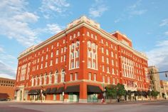 The oldest hotel in Columbus: The Westin Columbus