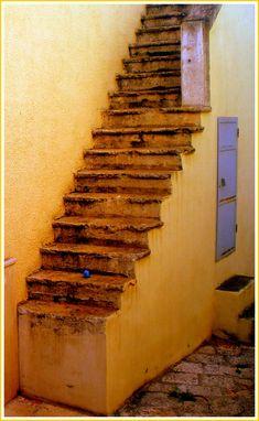 Strange stairs