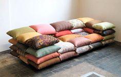 Coisas giras!: almofadas
