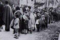 photos des réfugiéss catalans en 1937 - Will we ever learn?