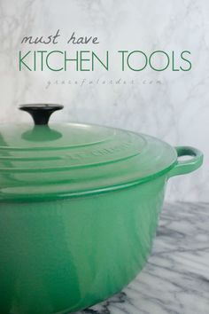 Must Have Kitchen Tools! Do you have all of these? – Graceful Order