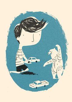 vignette style is neat  NICHOLAS JOHN FRITH Illustration Design & Printmaking