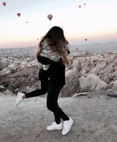 #cappadocia #anatolia #airballoon #love #couple #best #passion #modern