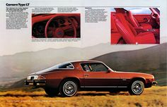 1977 Camaro Specs, Colors, Facts, History, and Performance ...