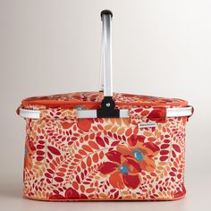 $19.99 Seaweed Insulated Collapsible Tote | World Market