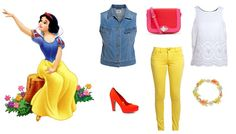 Blanche Neige By #NewLook
