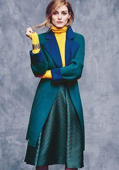 色の魔法で魅せる。プチモードタイプ女子が参考にしたいおしゃれ系コーデのスタイル・ファッションアイデアまとめ♪