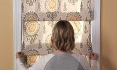 Watch The Easiest Window Treatment Ever in the  Video