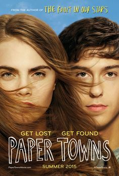 #PaperTowns Prize Pack Giveaway ~ The Review Stew