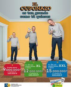 Once - Anuncios.com Es una imagen comercial. Nos intentan vender el producto comparando los distintos premios que hay.